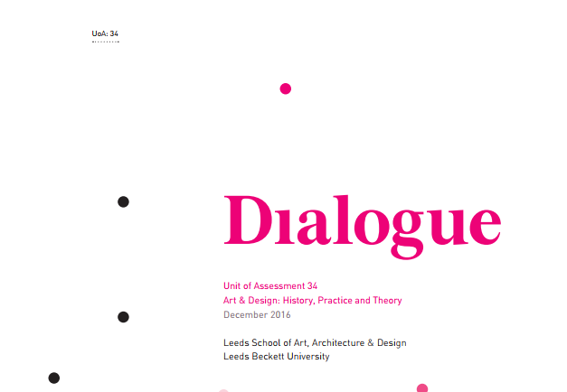 Dialogue Issue 1