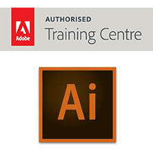 AUTHORISED TRAINING CENTRE Adobe Illustrator logo