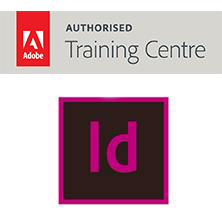 AUTHORISED TRAINING CENTRE Adobe InDesign logo