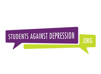 Students Against Depression logo