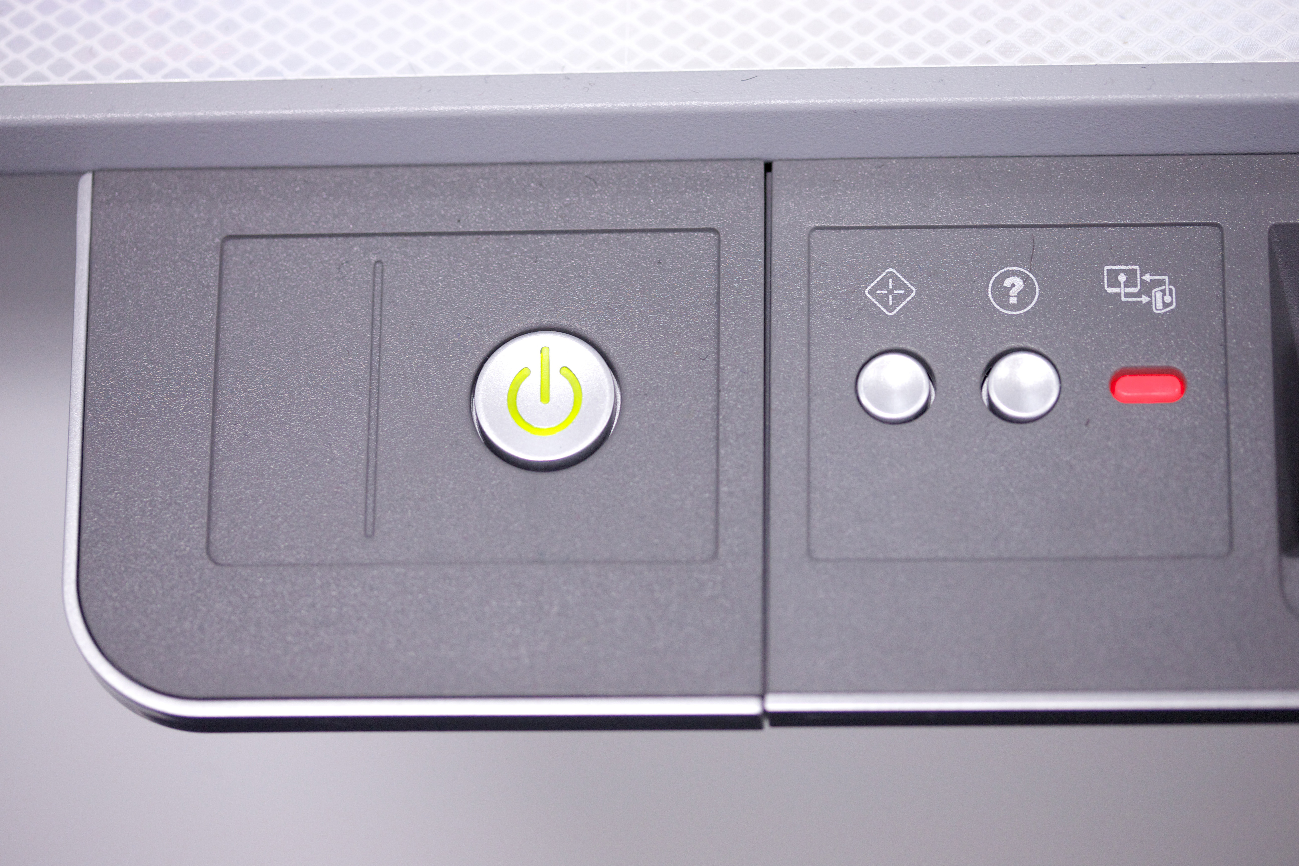 Device power button