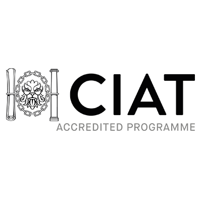 CIAT accredited logo