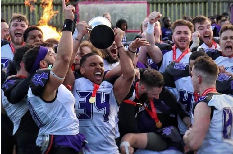 Leeds Beckett American Football crowned BUCS National Champions