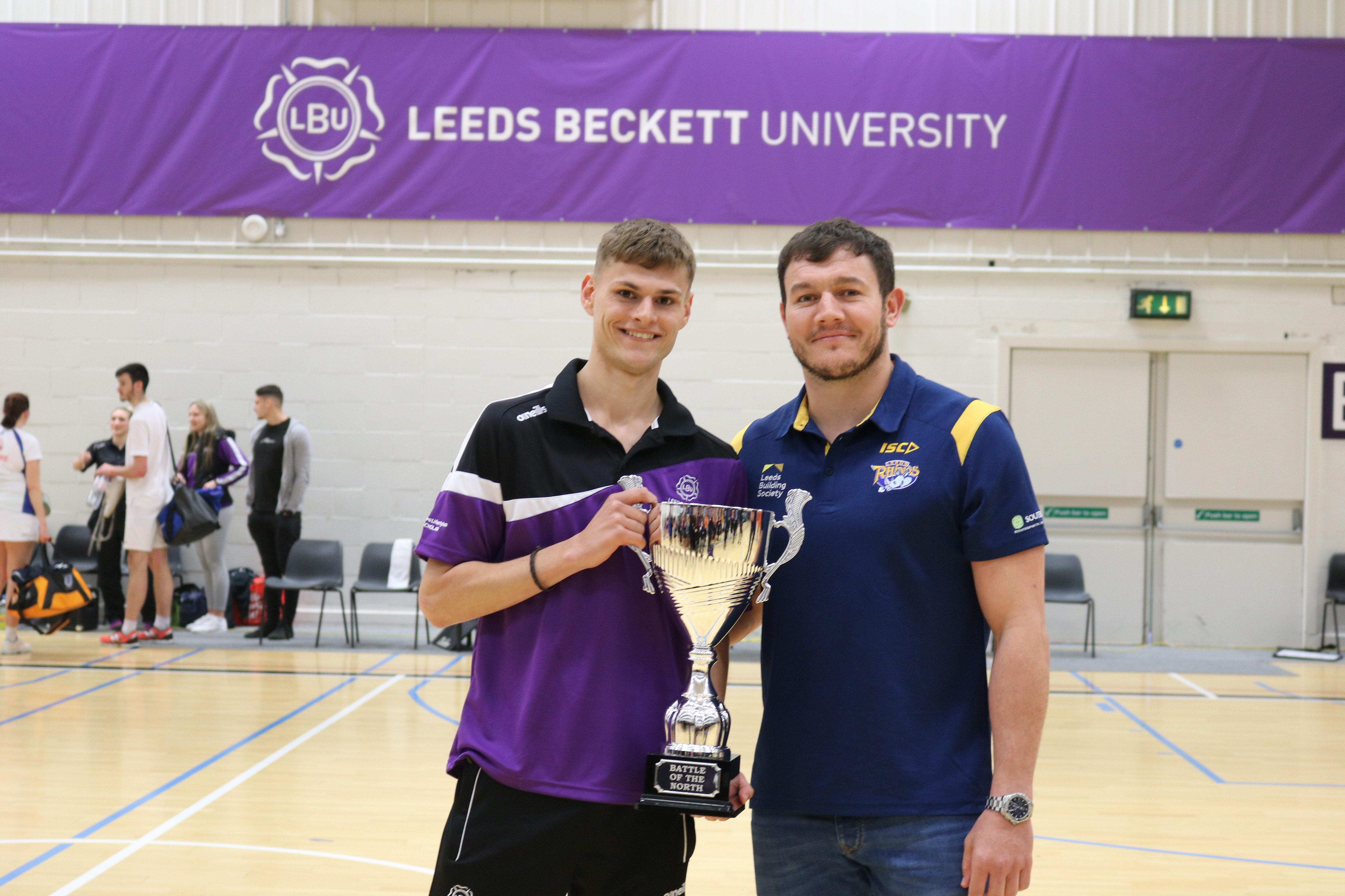 Leeds Beckett crowned Battle of the North champions