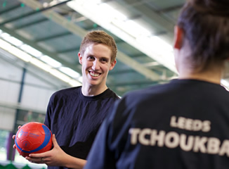 Tchoukball Coaching Courses