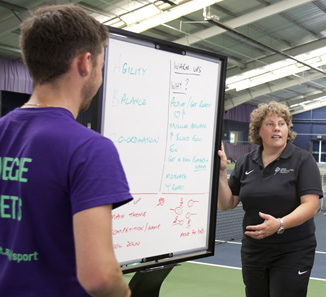 Tennis Coaching Courses