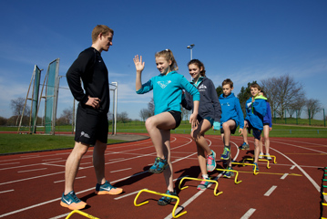 Athletics Camps