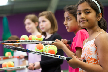 Tennis & Racket Sport Camps