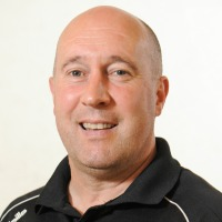 Director of Rugby Union Colin Stephens