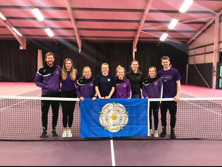 Leeds Beckett University students to compete in international tennis tournament