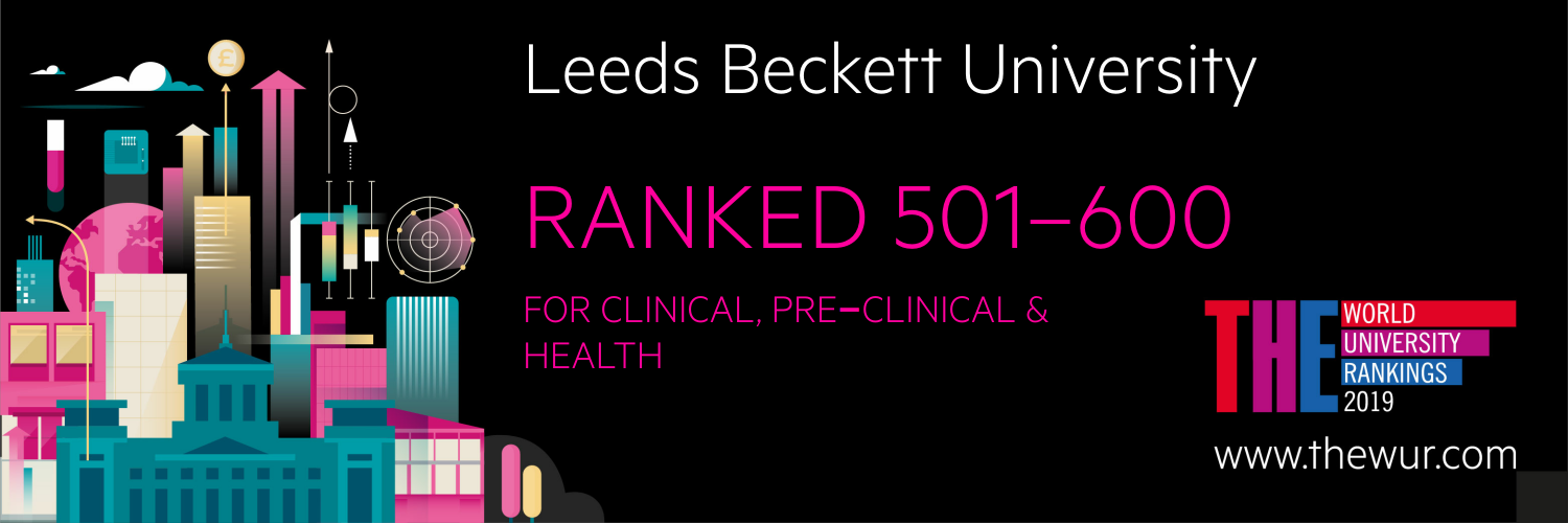 Times Higher Education LBU ranking for Clinical, pre-clinical and health