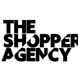 The Shopper Agency logo