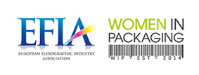 EFIA Women in Packaging Logo