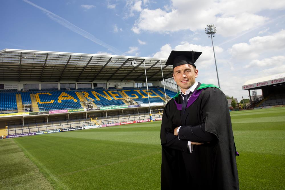Leeds Beckett graduates earn Sports Personality nominations